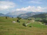View on the Aravis