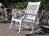 Rocking-chair, Maine