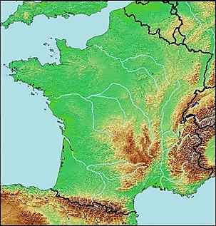 Flussequiz Frankreich